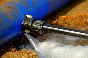 détecter fuite d'eau sous terre